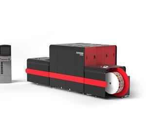 Xeikon presenta una nuevo equipo inkjet para impresión de etiquetas
