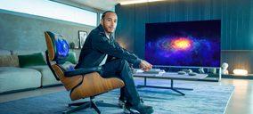 Lewis Hamilton, nuevo embajador de LG Signature