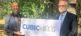 La francesa BEG entra en el accionariado de Cubic 33
