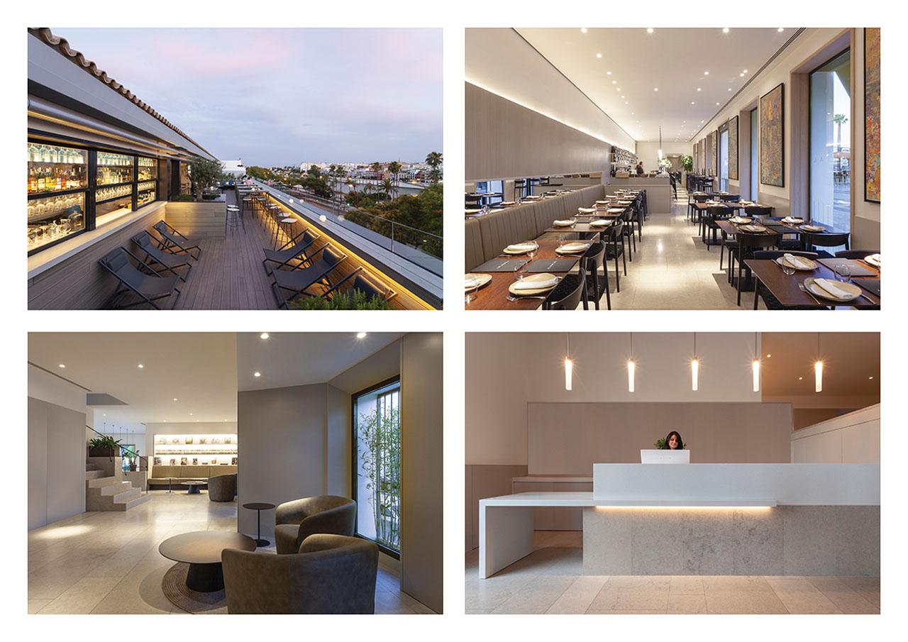 El Hotel Kivir de Sevilla y el Mercado Sant Antoni de Barcelona reciben el título de 'Los edificios más eficientes de España'