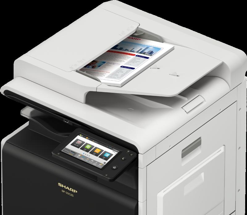 Sharp presenta el equipo multifunción A3 color de menor dimensión y función de alta gama
