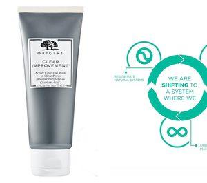 Estée Lauder inicia con Origins la transición de su packaging