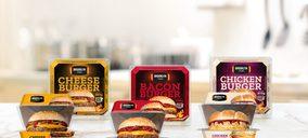 Carpisa llega al consumidor final con una hamburguesa refrigerada lista para comer