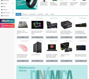 MCR presenta su nueva web corporativa