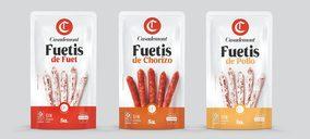 Casademont gana peso en snacks, de la mano de la innovación y nuevos contratos de MDD
