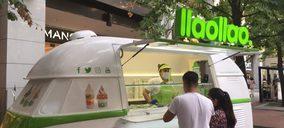 Llaollao abre dos unidades más en formato food truck
