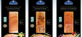 Vensy presenta un salmón cocinado listo para consumir