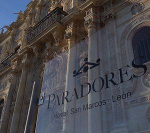 El Parador de León concluye las obras de su primera fase