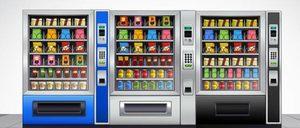 Informe 2020 del sector vending en España