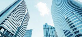 La contratación de oficinas desciende un 37% en Madrid y un 50% en Barcelona