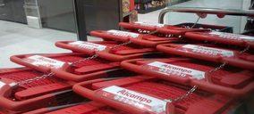 Alcampo asume parte de los supermercados de un franquiciado al retirar la participación en su capital