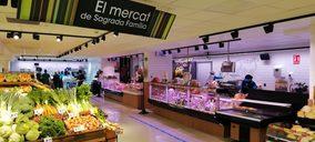 Caprabo impulsa su red de tiendas propias con una nueva apertura en Barcelona