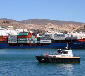 Maersk abre nueva ruta de contenedores desde el puerto de Huelva