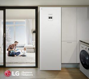 LG presenta el equipo de gran eficiencia energética LG Therma V Hidromodul R32