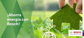 Bosch Termotecnia apuesta por soluciones que reducen el consumo energético