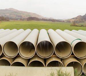 Amiblu estrena nueva línea de fabricación de tuberías