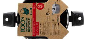 Alcampo incorpora una gama de menaje de cocina fabricada con aluminio reciclado de latas de bebidas