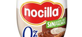 Idilia lanza Nocilla Chocoleche 0%, crece y acelera en sostenibilidad