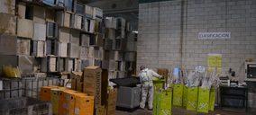 Una gestión adecuada de los residuos electrónicos frena el cambio climático
