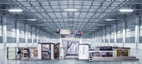Enprom desarrolla una línea para el mercado del papel