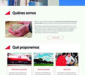 Nanta presenta su nueva web corporativa