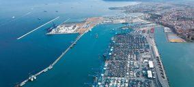 Los puertos españoles cayeron un 6,9% durante el pasado mes de septiembre