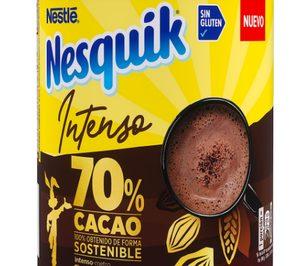 Nesquik se suma a la tendencia de cacao soluble de mayor pureza