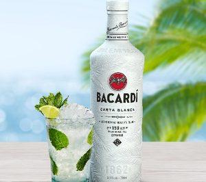 Bacardi presenta su primera botella 100% biodegradable
