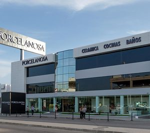 Porcelanosa pone en marcha nueva tienda en España