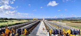 Moldtech instala en Rumanía una mega planta móvil para la construcción de carretera y puentes