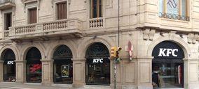 KFC crece en Cataluña de la mano de AmRest