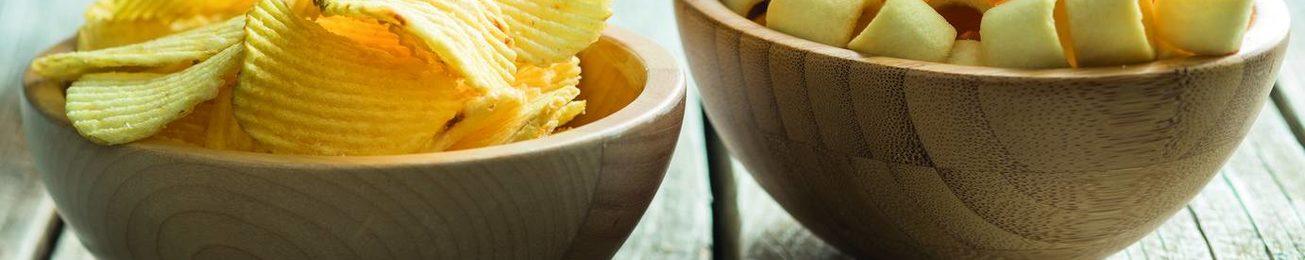 Informe 2020 del sector de patatas fritas y snacks en España