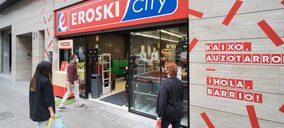 ¿Cómo va ser la integración de los diez supermercados adquiridos por Eroski a Alcampo?