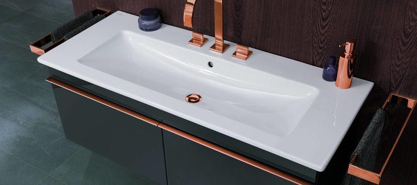 Villeroy & Boch presenta la nueva colección de baño Venticello