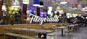 The Fitzgerald Burger inaugura en Valencia su restaurante de mayor tamaño