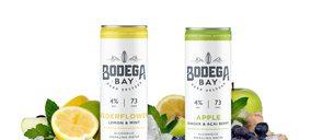 La Sagra empieza a comercializar hard seltzer de la mano de Bodega Bay