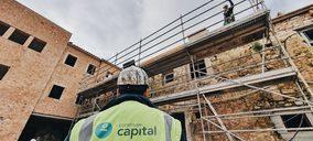 Construye Capital desarrolla una cartera de obras valorada en 195 M€
