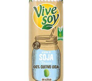 Vivesoy elimina el azúcar en sus bebidas vegetales