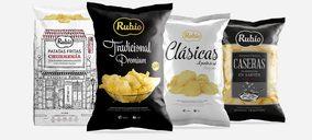 Rubio Snacks prosigue su idilio con Mercadona y duplica ventas