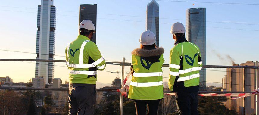 Obras Especiales edifica 1.400 viviendas en España