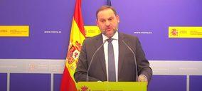 El Ministerio de Transportes, Movilidad y Agenda Urbana eleva su presupuesto hasta los 16.664 M€ en 2021