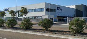 DSV inaugura un nuevo centro de distribución en Plaza