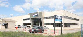 Emka desarrolla un gemelo digital con funciones logísticas en su planta de Arnedo