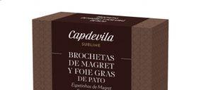 Gastrofoods (Capdevila) prepara su primer catálogo congelado para retail