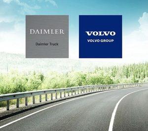 Volvo y Daimler apuestan por los camiones de hidrógeno - Noticias de Construcción en Alimarket, información económica sectorial