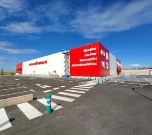 Conforama reserva plaza en un futuro centro comercial