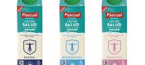 Pascual apuesta por la leche enriquecida