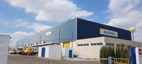 Narval traslada un almacén en Andalucía y estudia nuevas implantaciones