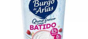 'Burgo de Arias' se asoma al linealde yogures con sus nuevas propuestas proteicas y saludables