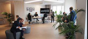El Riu Plaza España presenta sus nuevos espacios de coworking Crown Level